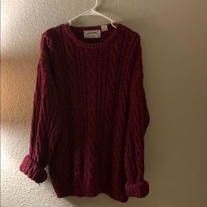 Vintage American Eagle Chunky Sweater
